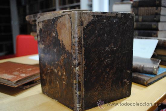 1869.- LA RAZÓN DEL ESPIRITISMO. MIGUEL BONNAMY. EJEMPLAR MUY RARO. (Libros Antiguos, Raros y Curiosos - Parapsicología y Esoterismo)