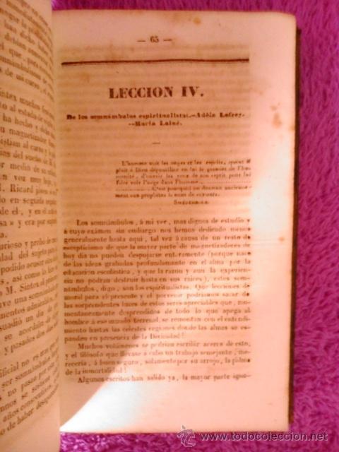 Libros antiguos: TRATADO TEORICO PRACTICO DEL MAGNETISMO ANIMAL,D.J.J A. RICARD 1844 - Foto 4 - 40889764