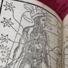 Libros antiguos: 1814.- LUNARIO Y PORNOSTICO GENERAL Y PARTICULAR. GERONIMO CORTES. BUEN ESTADO. RARO. Lote 42242040