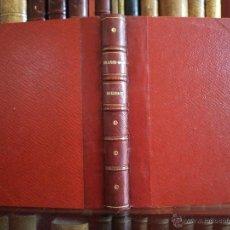 Libros antiguos: REENCARNADO. NOVELA DEL MAS ALLÁ. DR. LUCIEN-GRAUX. AGUILAR, MADRID, SIN FECHA (PRINCIPIOS DEL 20). . Lote 43891411