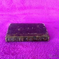 Libros antiguos: NUEVO LUNARIO PERPETUO CONSIDERABLEMENTE REFUNDIDO, D. J. B. DE C, 1856. Lote 45125091