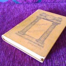 Libros antiguos: VISLUMBRES DE OCULTISMO ANTIGUO Y MODERNO, C. W. LEADBEATER, JOSE GRANES M. S. T. 1904. Lote 46369807