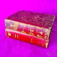 Libros antiguos: EL CRITERIO ESPIRITISTA, ALVERICO PERON + REVISTA ESPIRITISTA, S. B. P. E. 1869-1876. Lote 47917982