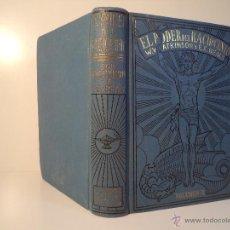 Libros antiguos: EL PODER DEL RACIOCINIO (LÓGICA PRÁCTICA). ATKINSON, WILLIAM W. Y BEALS, EDWARD E. ANTONIO ROCH. ED. Lote 47974956