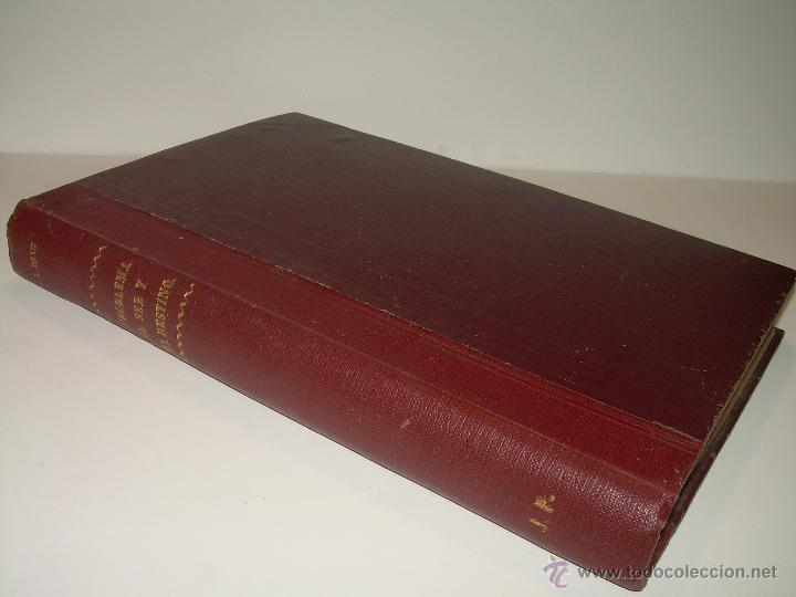 Libros antiguos: EL PROBLEMA DEL SER Y DEL DESTINO....LEON DENIS. - Foto 3 - 48517210