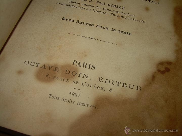 Libros antiguos: LIBRO TAPAS DE PIEL.......LE SPIRITISME ..( FAKIRISME OCCIDENTAL)...AÑO 1.887...CON GRABADOS Y FOTOS - Foto 2 - 48560301