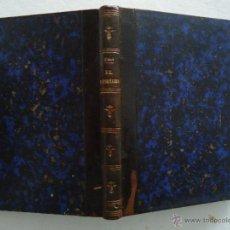 Libros antiguos: GALICIA.LUGO.'EL ESPIRITISMO EN EL MUNDO MODERNO' P. CURCI. SOTO FREIRE 1873. Lote 48635635