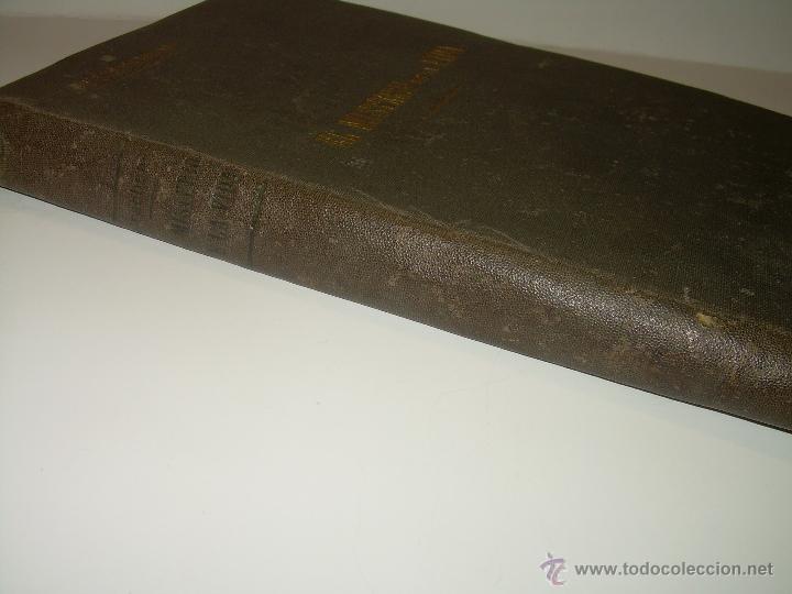 Libros antiguos: EL MISTERIO DE LA VIDA.......AÑO..1.904....CON FOTOGRAFIAS Y GRABADOS. - Foto 4 - 49733062