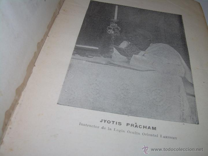 Libros antiguos: EL MISTERIO DE LA VIDA.......AÑO..1.904....CON FOTOGRAFIAS Y GRABADOS. - Foto 6 - 49733062