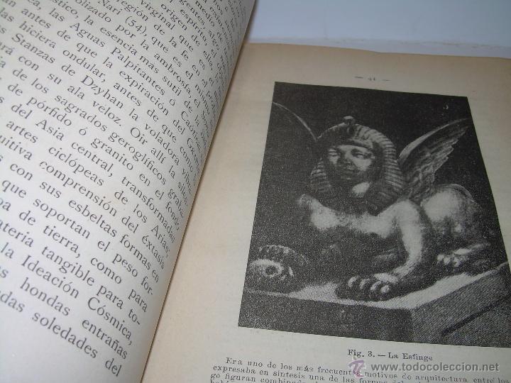 Libros antiguos: EL MISTERIO DE LA VIDA.......AÑO..1.904....CON FOTOGRAFIAS Y GRABADOS. - Foto 9 - 49733062
