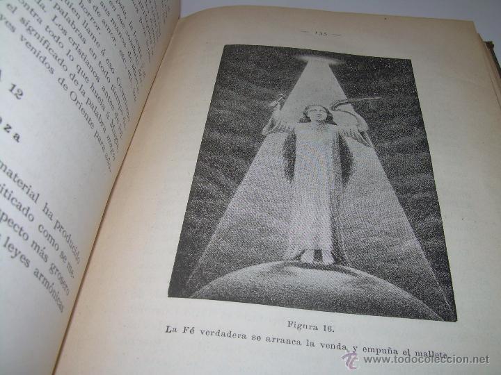 Libros antiguos: EL MISTERIO DE LA VIDA.......AÑO..1.904....CON FOTOGRAFIAS Y GRABADOS. - Foto 14 - 49733062