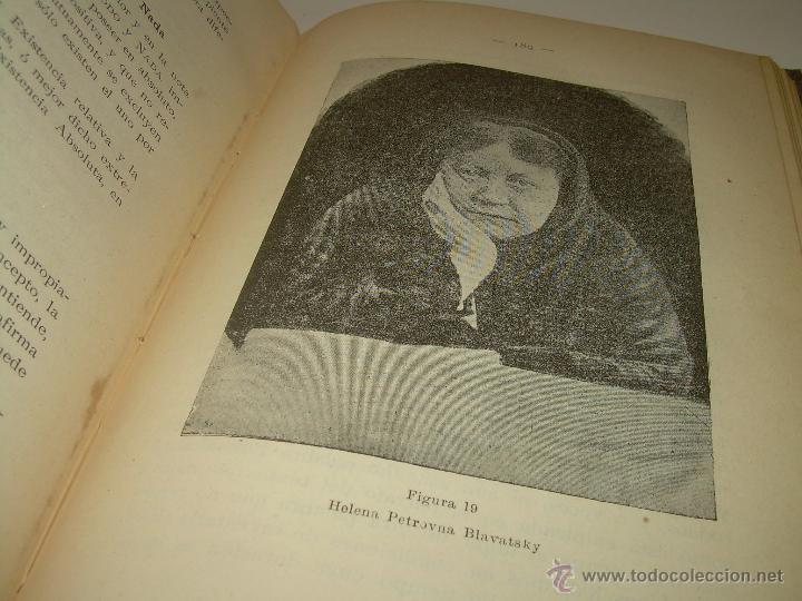 Libros antiguos: EL MISTERIO DE LA VIDA.......AÑO..1.904....CON FOTOGRAFIAS Y GRABADOS. - Foto 15 - 49733062