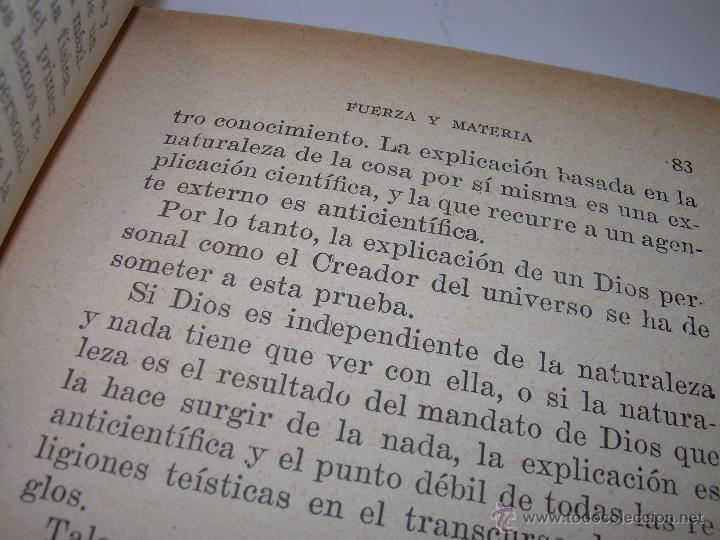 Libros antiguos: ANTIGUO LIBRO.....VEDANTA PRACTICA. - Foto 7 - 49541260