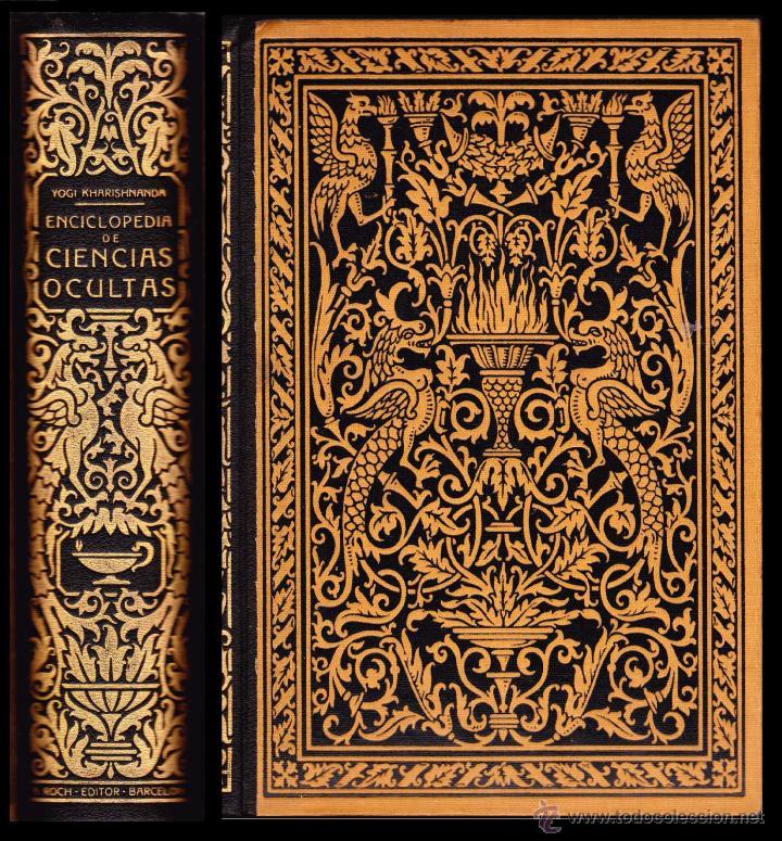 Raro yogi kharishnanda encicloped comprar - Libros antiguos valor ...