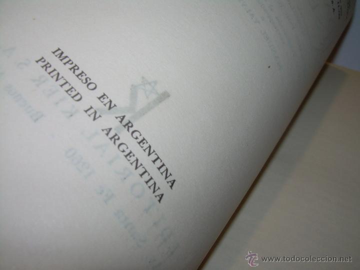 Libros antiguos: LIBRO..LA VIDA MAS ALLA DE LA SEPULTURA.....RAMATIS - Foto 6 - 49769487