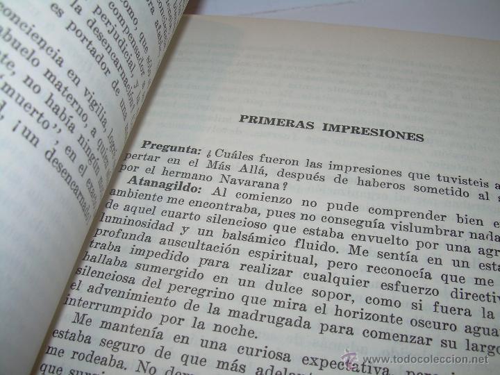 Libros antiguos: LIBRO..LA VIDA MAS ALLA DE LA SEPULTURA.....RAMATIS - Foto 7 - 49769487