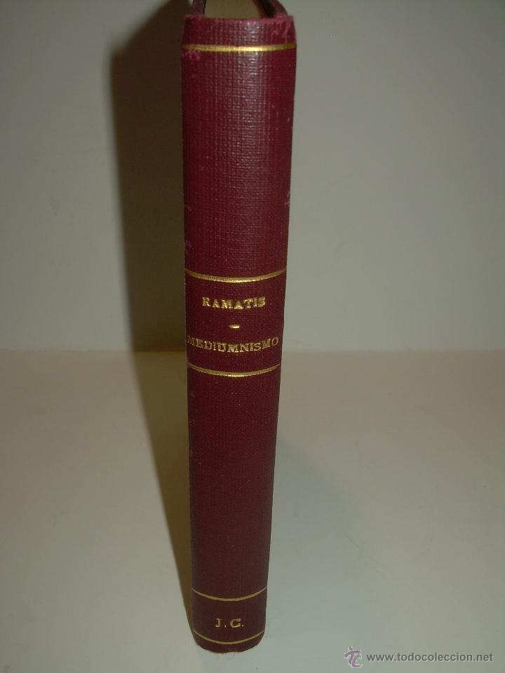 Libros antiguos: LIBRO.....MEDIUNISMO.....RAMATIS - Foto 3 - 49769556