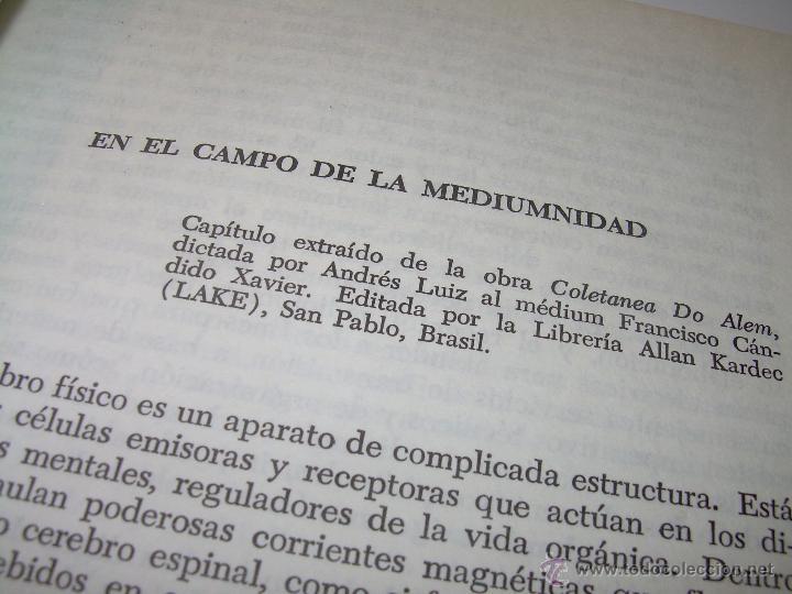 Libros antiguos: LIBRO.....MEDIUNISMO.....RAMATIS - Foto 6 - 49769556