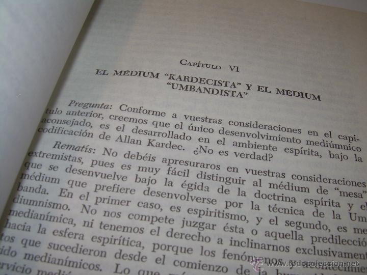 Libros antiguos: LIBRO.....MEDIUNISMO.....RAMATIS - Foto 8 - 49769556