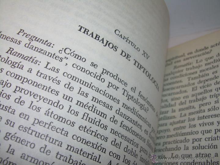 Libros antiguos: LIBRO.....MEDIUNISMO.....RAMATIS - Foto 9 - 49769556