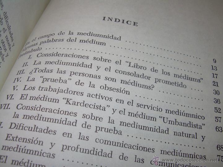 Libros antiguos: LIBRO.....MEDIUNISMO.....RAMATIS - Foto 11 - 49769556