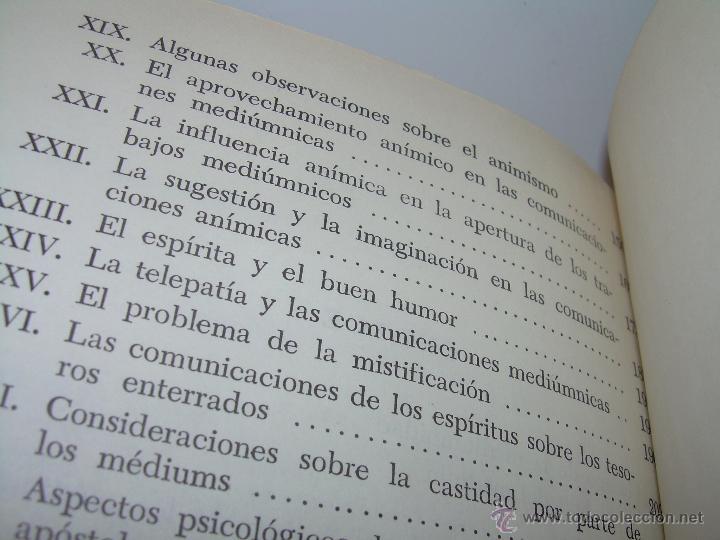 Libros antiguos: LIBRO.....MEDIUNISMO.....RAMATIS - Foto 13 - 49769556