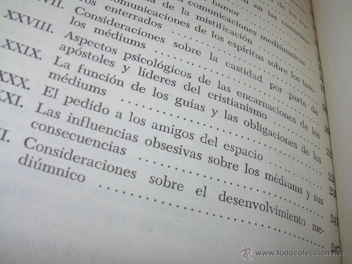Libros antiguos: LIBRO.....MEDIUNISMO.....RAMATIS - Foto 14 - 49769556