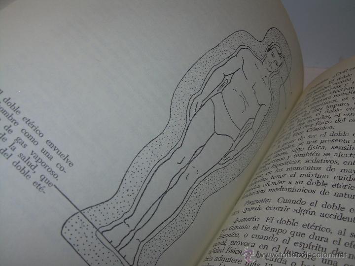 Libros antiguos: LIBRO....ESCLARECIMIENTOS DEL MAS ALLA....RAMATIS - Foto 9 - 49769626
