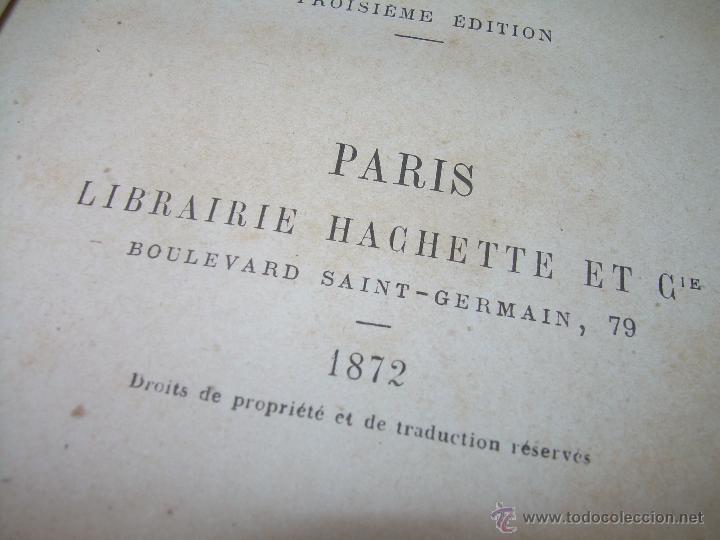 Libros antiguos: LIBRO....LE LENDEMAIN DE LA MORT.......AÑO..1.872 - Foto 4 - 49769999