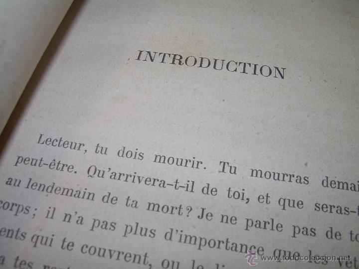 Libros antiguos: LIBRO....LE LENDEMAIN DE LA MORT.......AÑO..1.872 - Foto 5 - 49769999