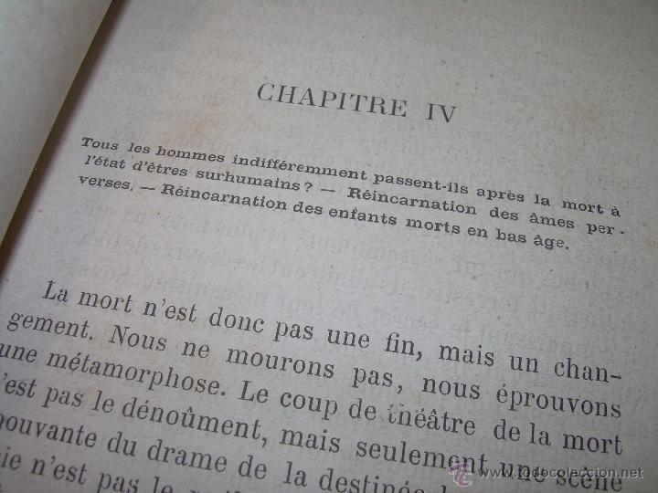 Libros antiguos: LIBRO....LE LENDEMAIN DE LA MORT.......AÑO..1.872 - Foto 6 - 49769999