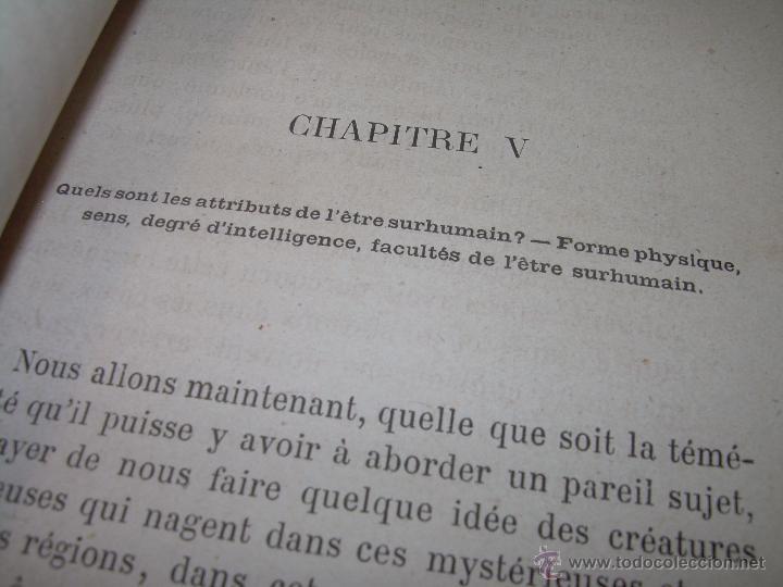 Libros antiguos: LIBRO....LE LENDEMAIN DE LA MORT.......AÑO..1.872 - Foto 7 - 49769999