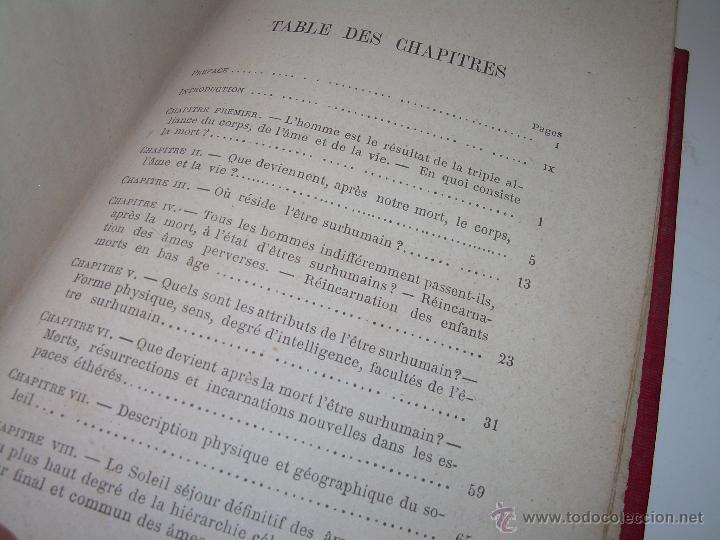 Libros antiguos: LIBRO....LE LENDEMAIN DE LA MORT.......AÑO..1.872 - Foto 11 - 49769999