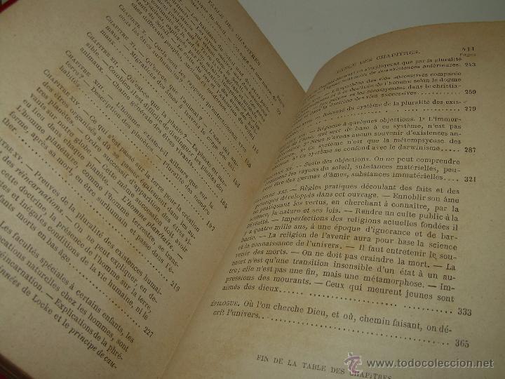 Libros antiguos: LIBRO....LE LENDEMAIN DE LA MORT.......AÑO..1.872 - Foto 12 - 49769999