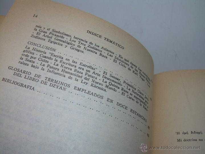 Libros antiguos: LIBRO...DOCTRINA SECRETA....ANTROPOGENESIS. - Foto 13 - 49774997