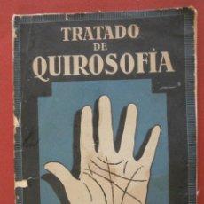 Alte Bücher - Tratado de Quirosofia. E. Isseberner-Haldane - 50024165