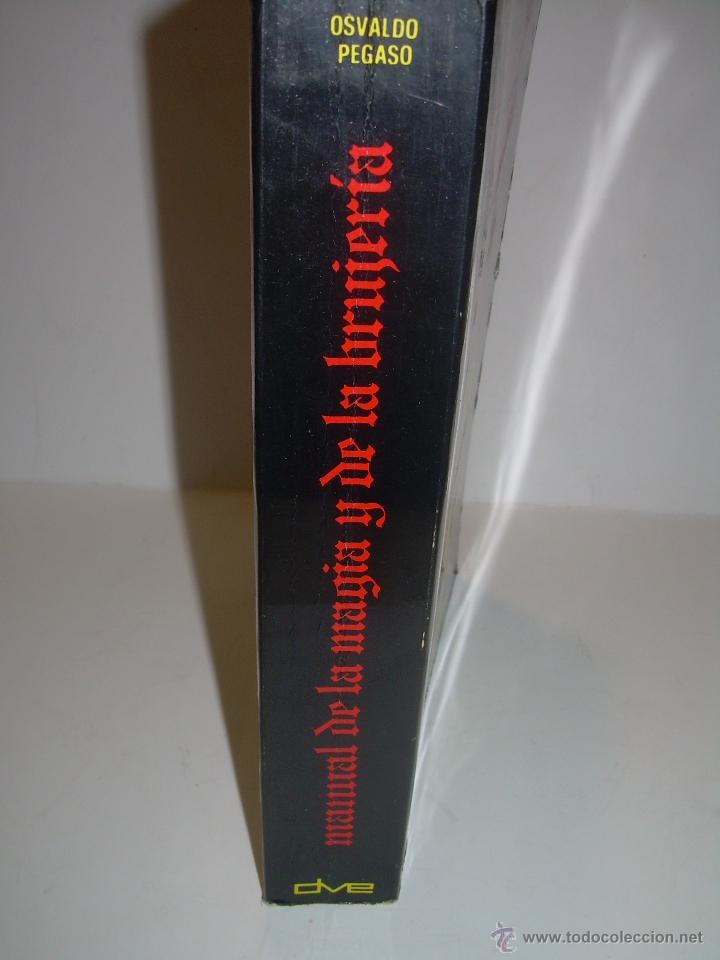 Libros antiguos: MANUAL DE LA MAGIA Y DE LA BRUJERIA.....CON GRABADOS. - Foto 2 - 50725444