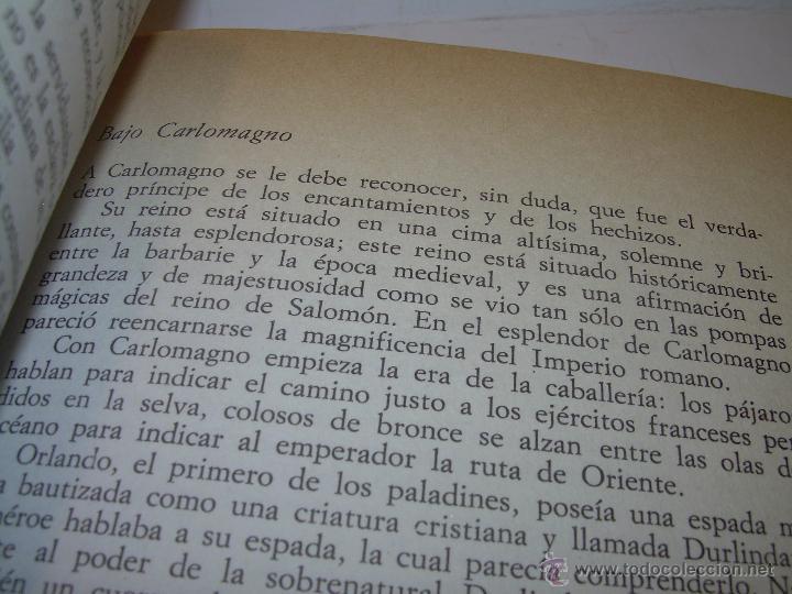 Libros antiguos: MANUAL DE LA MAGIA Y DE LA BRUJERIA.....CON GRABADOS. - Foto 5 - 50725444
