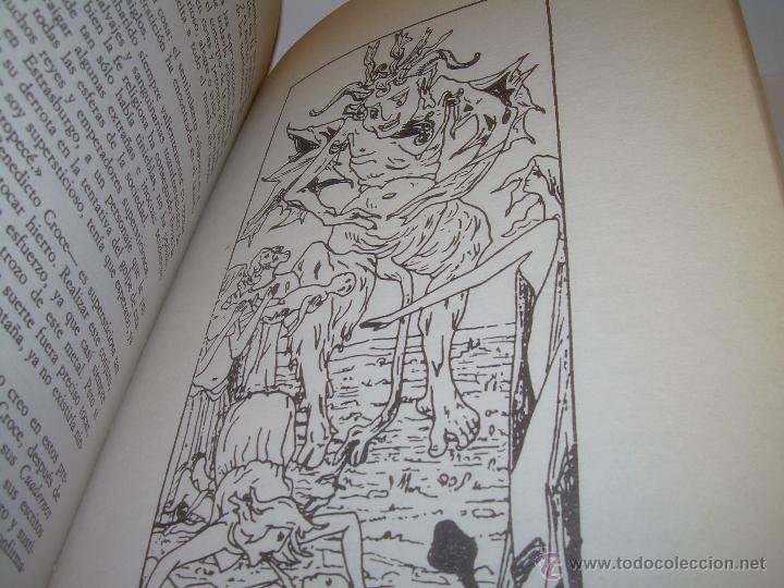 Libros antiguos: MANUAL DE LA MAGIA Y DE LA BRUJERIA.....CON GRABADOS. - Foto 13 - 50725444