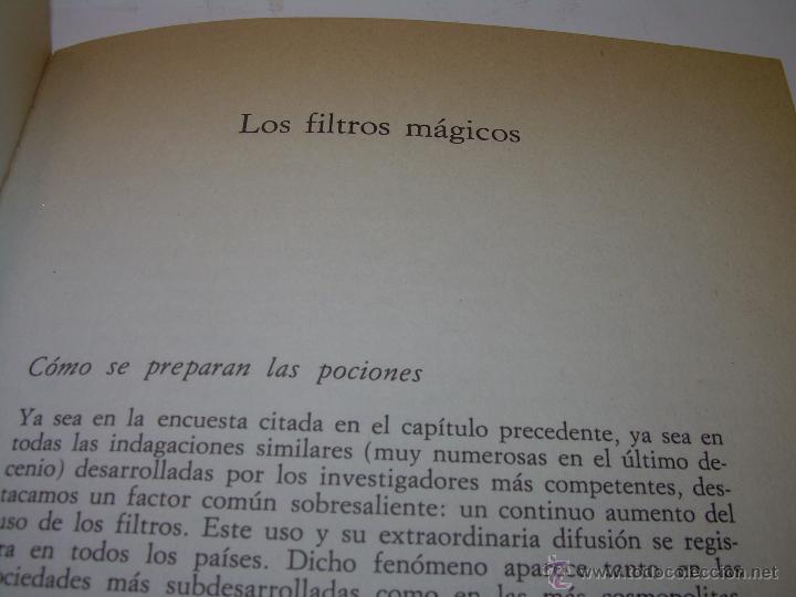 Libros antiguos: MANUAL DE LA MAGIA Y DE LA BRUJERIA.....CON GRABADOS. - Foto 15 - 50725444