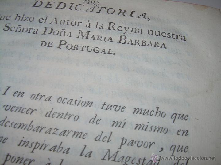 Libros antiguos: LIBRO TAPAS DE PIEL.....AÑO 1.774...BENITO FEYJOO.....VAMPIRISMO, MASONERIA,. ETC. - Foto 9 - 50944368