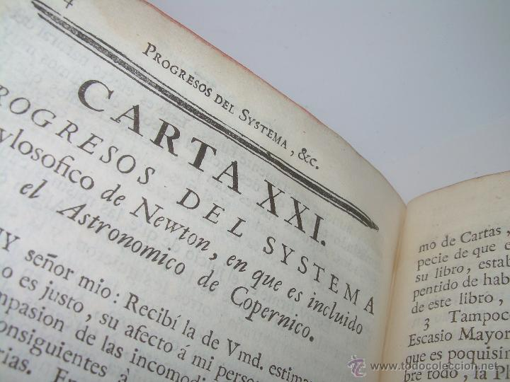 Libros antiguos: LIBRO TAPAS DE PIEL.....AÑO 1.774...BENITO FEYJOO.....VAMPIRISMO, MASONERIA,. ETC. - Foto 19 - 50944368