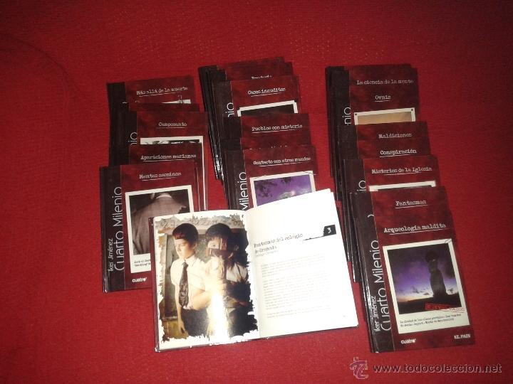 libros + dvd de cuarto milenio de iker jimenez - Comprar Libros ...