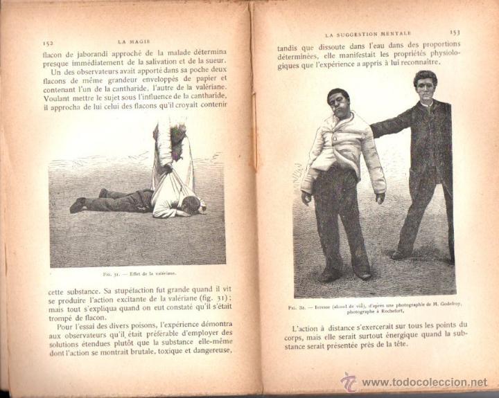 Libros antiguos: PLYTOFF : LA MAGIE (BAILLIERE, PARIS, 1892) MAGIA Y OCULTISMO - Foto 3 - 52994196