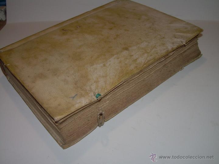 Libros antiguos: LIBRO TAPAS PERGAMINO...1.787....DUENDES,ESPIRITUS ,ZAHORIES,PIEDRA FILOSOFAL,DEMONIOS INCUBOS - Foto 3 - 53374570