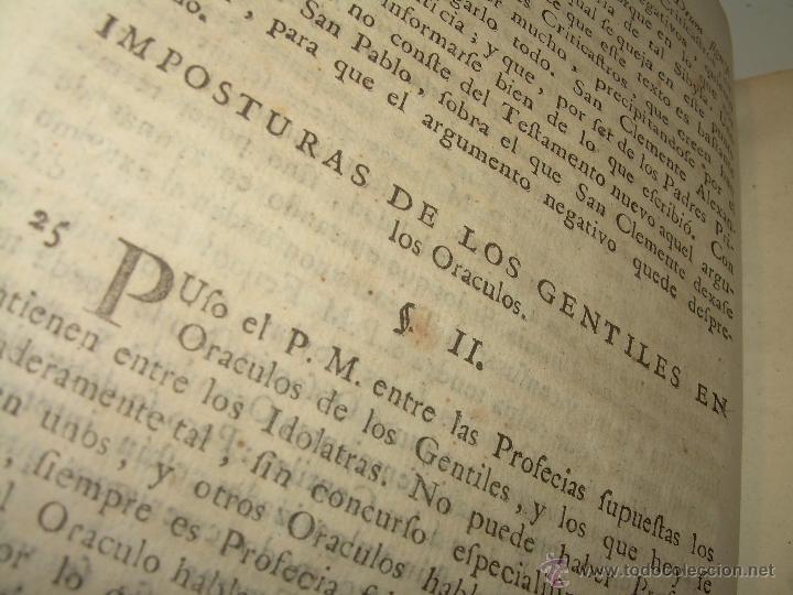 Libros antiguos: LIBRO TAPAS PERGAMINO...1.787....DUENDES,ESPIRITUS ,ZAHORIES,PIEDRA FILOSOFAL,DEMONIOS INCUBOS - Foto 7 - 53374570