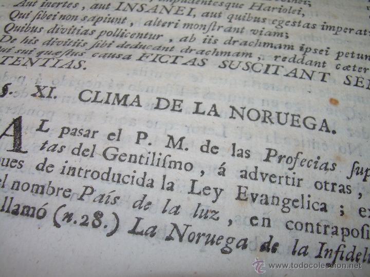 Libros antiguos: LIBRO TAPAS PERGAMINO...1.787....DUENDES,ESPIRITUS ,ZAHORIES,PIEDRA FILOSOFAL,DEMONIOS INCUBOS - Foto 10 - 53374570