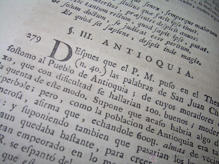 Libros antiguos: LIBRO TAPAS PERGAMINO...1.787....DUENDES,ESPIRITUS ,ZAHORIES,PIEDRA FILOSOFAL,DEMONIOS INCUBOS - Foto 18 - 53374570