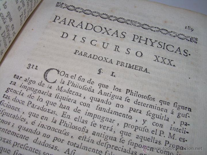 Libros antiguos: LIBRO TAPAS PERGAMINO...1.787....DUENDES,ESPIRITUS ,ZAHORIES,PIEDRA FILOSOFAL,DEMONIOS INCUBOS - Foto 20 - 53374570