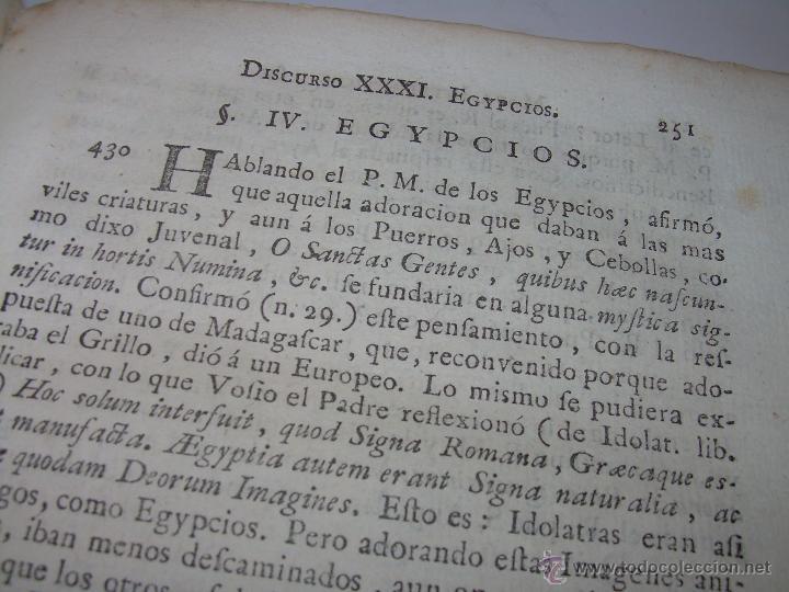 Libros antiguos: LIBRO TAPAS PERGAMINO...1.787....DUENDES,ESPIRITUS ,ZAHORIES,PIEDRA FILOSOFAL,DEMONIOS INCUBOS - Foto 23 - 53374570